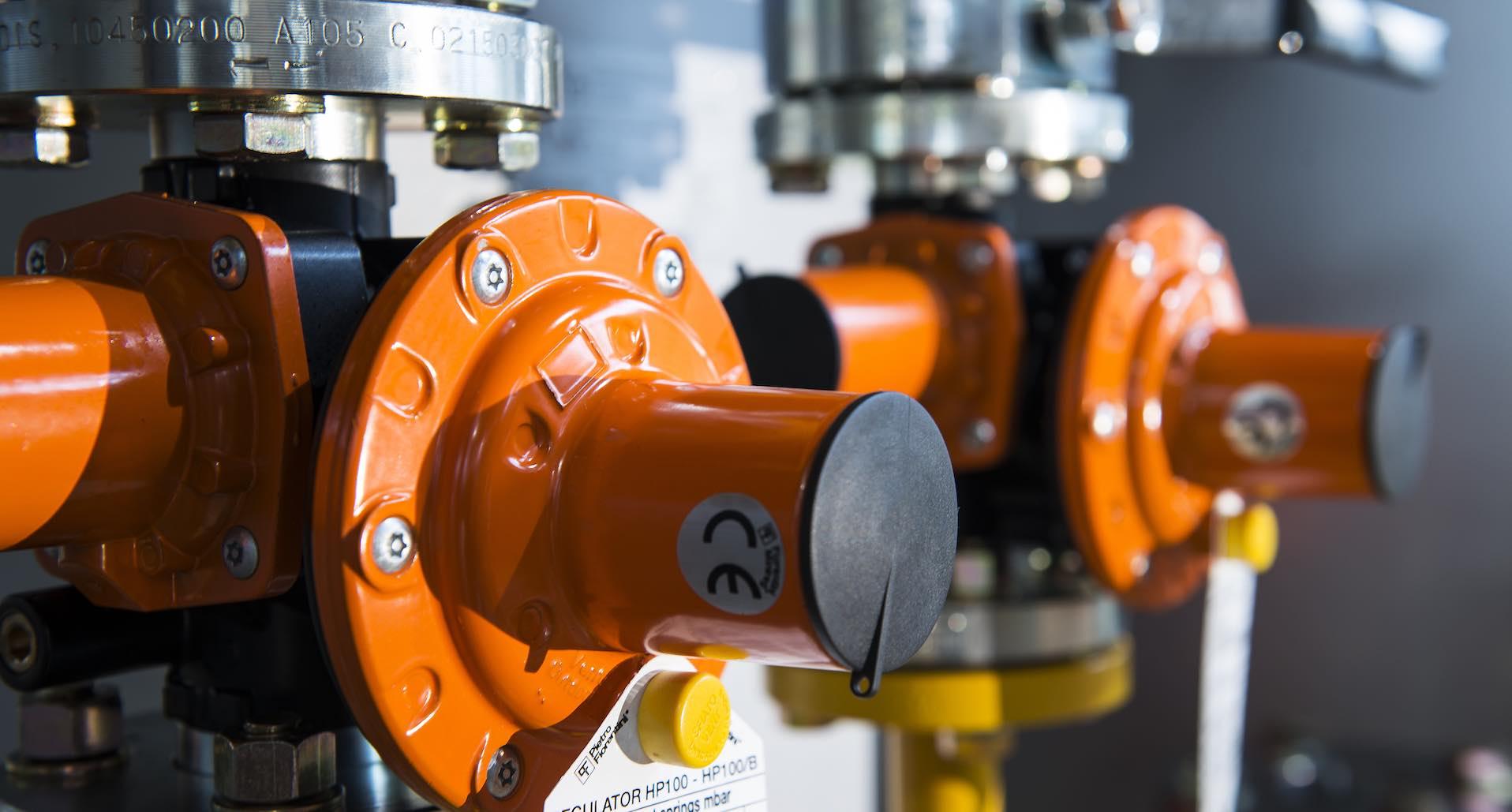 Gassanlegg, kontroller og revisjoner
